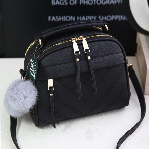 Women Fashion Vintage Adjule Messenger Bags Spring Summer Inclined Shoulder Bag Leather Handbags Las
