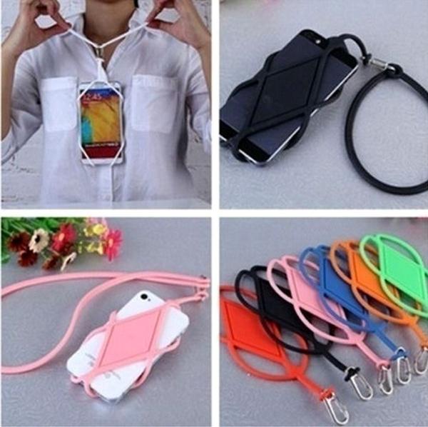 case, ジュエリー, mobile phone holder, シリコン
