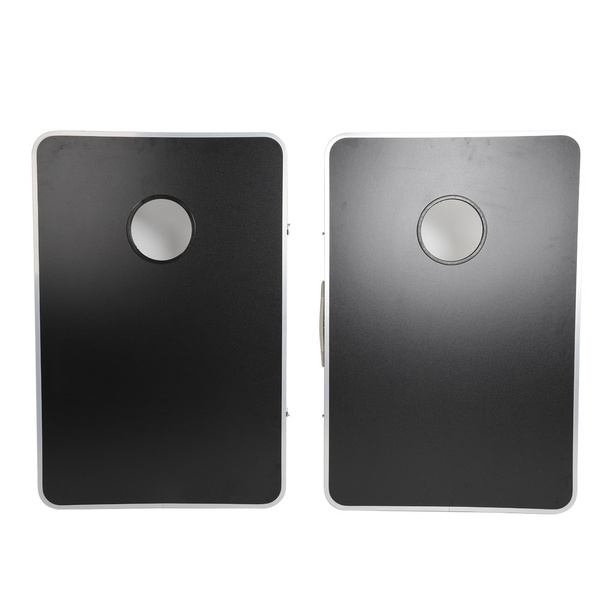 Wish | Portable Bean Bag Toss Cornhole Game Set Of 2 Boards And 8 Beanbags