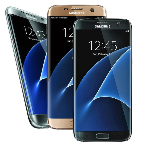 Samsung Galaxy S7 Edge 32GB GSM Unlocked Smartphone (Refurbished)