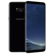 galaxys8, Teléfonos inteligentes, black, Samsung