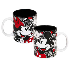 Coffee, Mouse, Mug, Disney