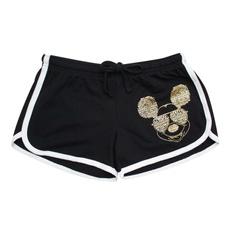 Shorts, Tank, Shirt, gold