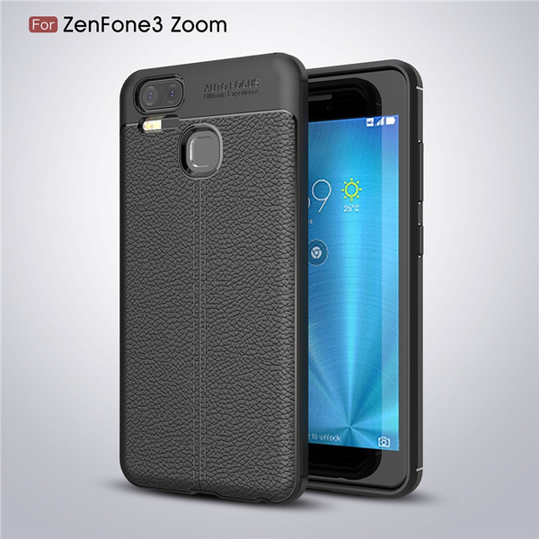 more photos d4872 a4e2f Thouport For Asus Zenfone 3 Zoom ZE553KL Case Retro ShockProof Soft  Silicone Cover Cases For Asus Z01HDA ZE553KL Phone Protector