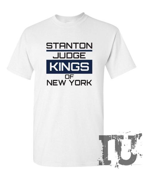 quality design 70af6 ea991 Stanton Judge kings of New York shirt