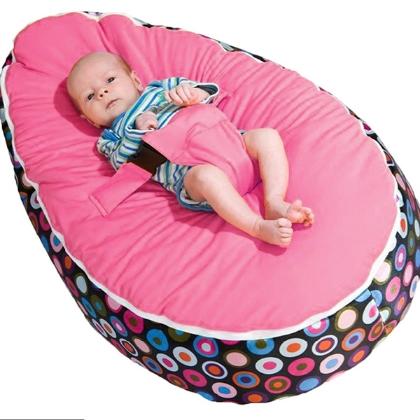 Awesome Baby Bean Bag Children Sofa Chair Cover Soft Snuggle Bed Plush Toys Without Fillings Creativecarmelina Interior Chair Design Creativecarmelinacom