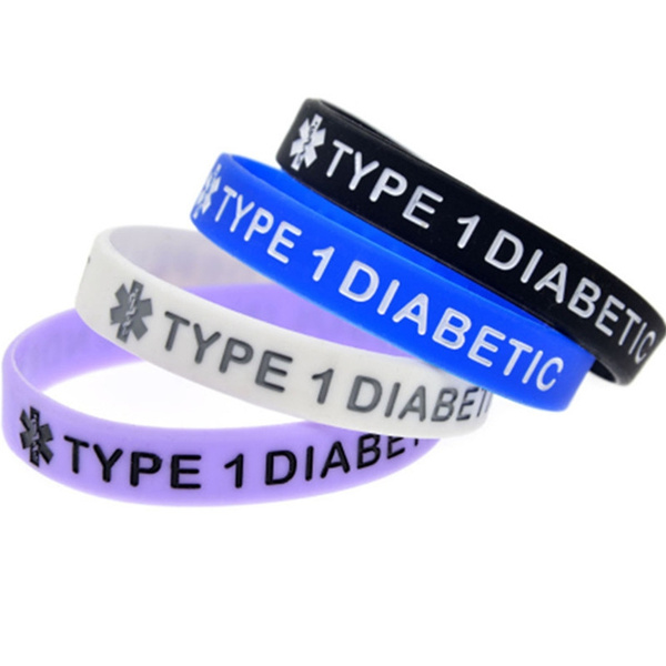 Medical Alert Type 1 Diabetes Insulin