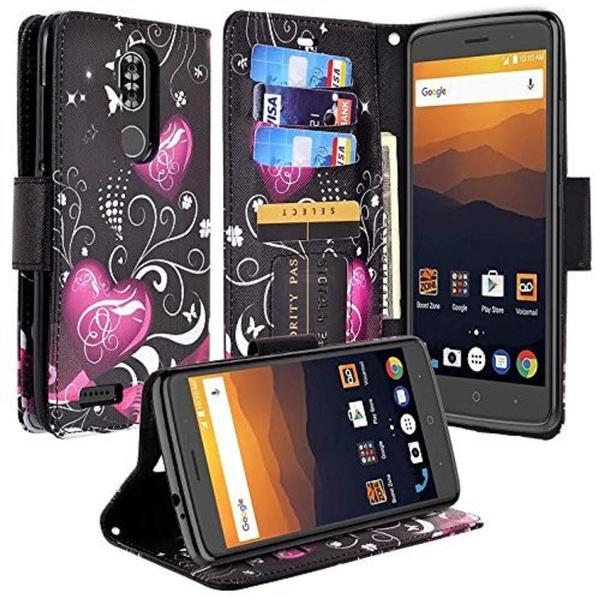 Coolpad Revvl Plus Case T Mobile Revvl Plus Wallet Case Soga