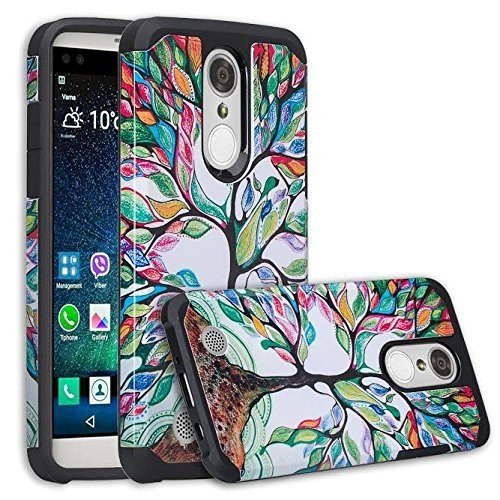 the latest 319ed 6ecfe LG X Charge Case, LG X Power 2 Case, LG Fiesta LTE Case, K10 Power Case, LG  LS7 4G LTE Case, SOGA [Astro Guard Series] Hybrid Armor Cover Protector ...