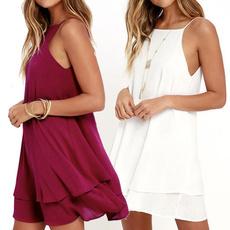 Mini, chiffon, Chiffon Dresses, Dresses