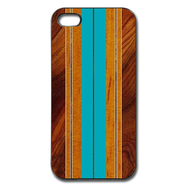 lowest price 83533 7291e Nalu Mua Hawaiian Faux Koa Wood Surfboard - Teal phone case for iPhone  4/5/5s/6/6S/6 Plus/6S Plus/7/7 Plus/8/8 plus/X,samsung galaxy and note cell  ...
