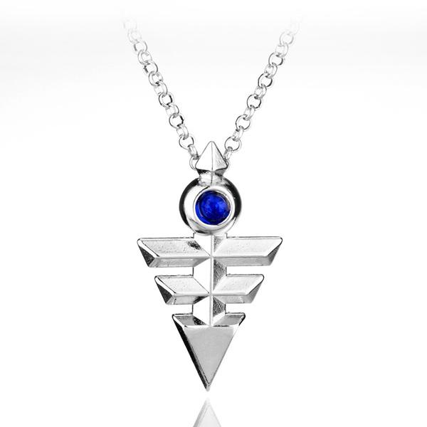 Wish hot anime jewelry yugioh cosplay pyramid egyptian eye of wish hot anime jewelry yugioh cosplay pyramid egyptian eye of horus pendant necklace aloadofball Images