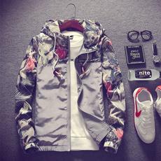 collarjacket, cottonjacket, wintercasualcoat, Zip