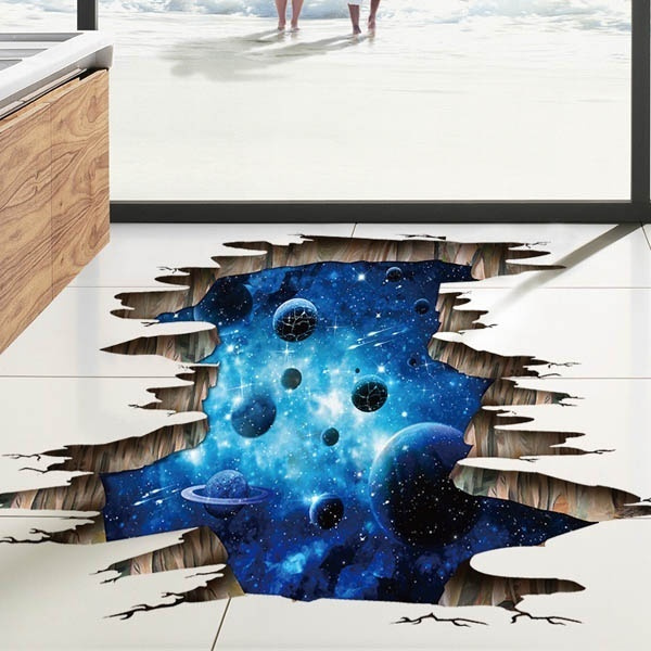 Wall Stickers Outer E Planets