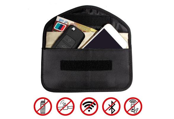 Entry Guard Signal Keyless Prevention Fob Bag Key Blockertheft Car Blocker Faraday Rfid qUpSMVz