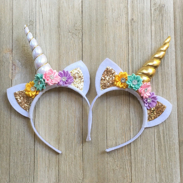 hairdecoration, unicornhorn, Head, Cosplay