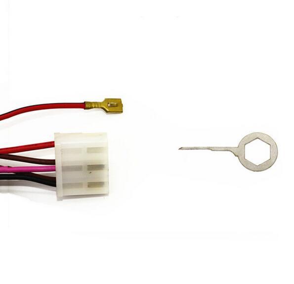 Tremendous Wish 11Pcs Set Terminal Removal Tools Car Electrical Wiring Crimp Wiring Cloud Inamadienstapotheekhoekschewaardnl