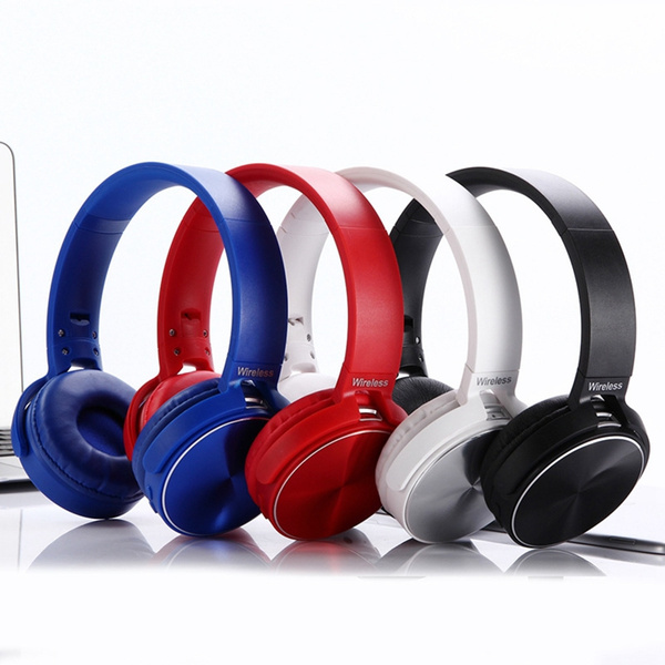 e8baeaf7324 Extra Bass Wireless Bluetooth Headphone Electronic Headset(Black ...
