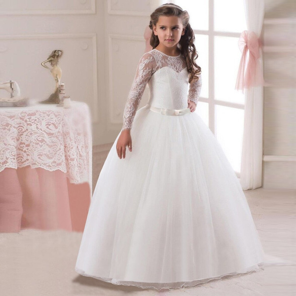 Vestido Infantil Meninarobe Fille Mariagerobe Ceremonie Fillerobe Princesse Fillegirls Dress