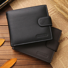cuir, shortwallet, leather wallet, genuine leather