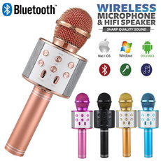 bluetoothmicrophone, Microphone, ktv, homeampliving
