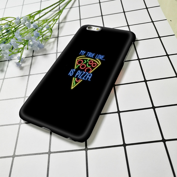 Pizza Wallpaper Iphone Cases For Iphone 5 5s Se 6 6s 6 Plus 6s Plus 7 7 Plus 8 8 Plus Iphone X 3d Protection Case