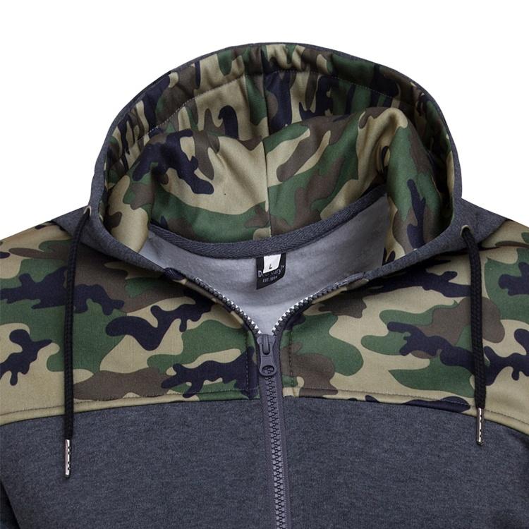 Großhandel Herren Winter Hoodie Camouflage Strickjacke Mantel Jacke Outwear Pullover Von Remaining, $37.57 Auf De.Dhgate.Com | Dhgate