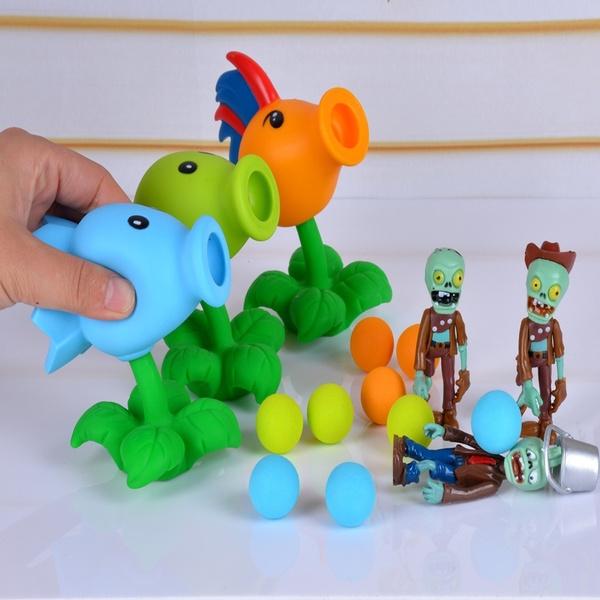 Plants, Toy, figure, Horror