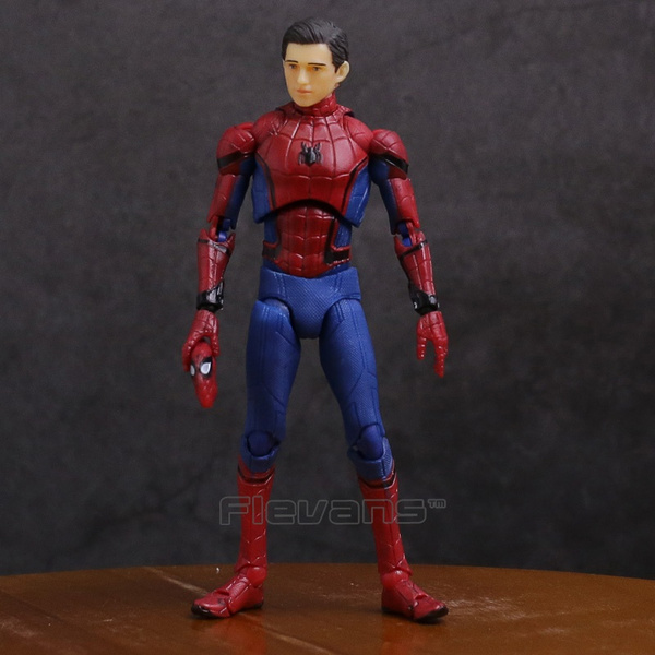 SHF S.H.Figuarts Spider-Man Homecoming Spiderman Hero Action Figure Toy Gift