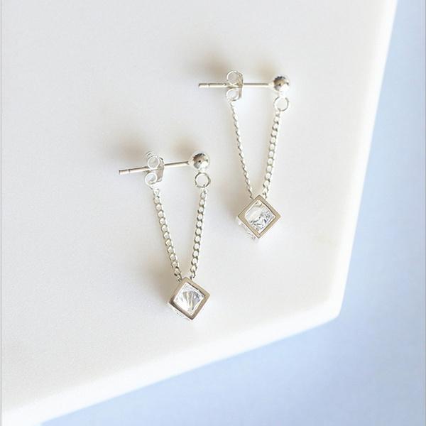 Sterling, Magic, Dangle Earring, Jewelry