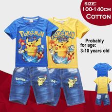 Shorts, Shirt, Sleeve, babycasualclothesset