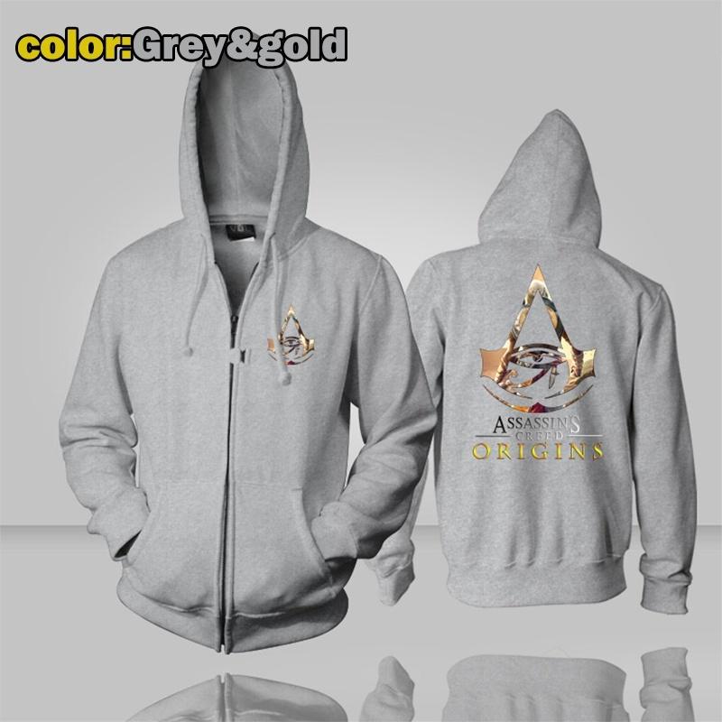 Assassin's Acheter Origins Fashion Sweat Nouveau À Creed Capuche De Hwgv7wq
