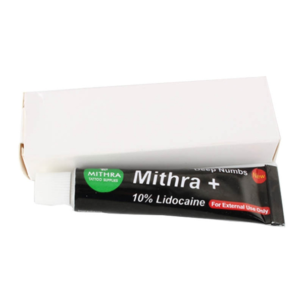 2018 Newest Mithra 10% Lidocaine Cream Numbing 10g Skin Tattoo ...