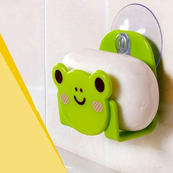 Decor Home Holder Kitchen Tools Sponge Suction