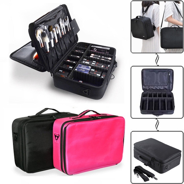 Capacity Storage Suitcase Organizer Bag