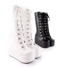 winter fashion, Goth, Fashion, Winter