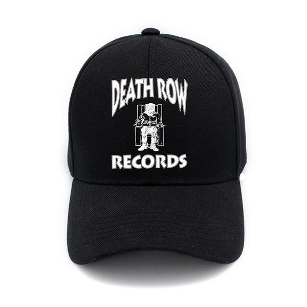65e672c239bbe Death Row Records Fashion Outdoor Sports Unisex Baseball Cap Cool ...