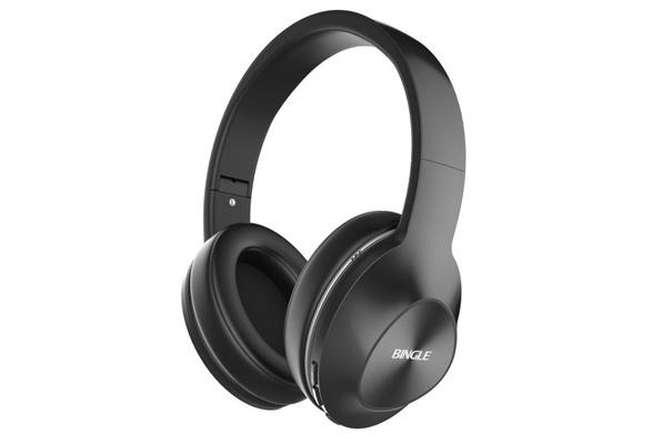 Geek   Bingle Q5 Extra Bass Bluetooth Headphones HI-FI on Ear with ...