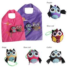 Shoulder Bags, dessac, owl bag, Tote Bag