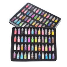 nail decoration, glitternail, Fashion, art