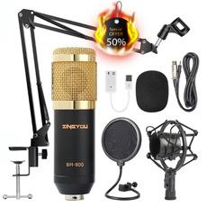 Microphone, micpopfilter, recordingmicrophone, condensermicrophone