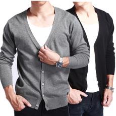 Plus Size, Manga, sweater coat, Long Sleeve