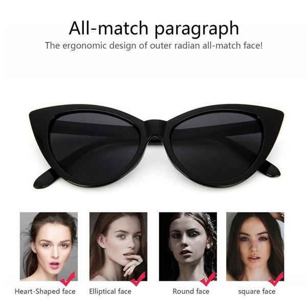 PC, Fashion, UV400 Sunglasses, Women