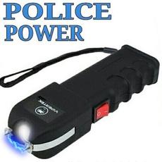 taserflashlight, Heavy, Rechargeable, Police
