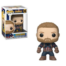 Collectibles, Infinity, avenger, figure
