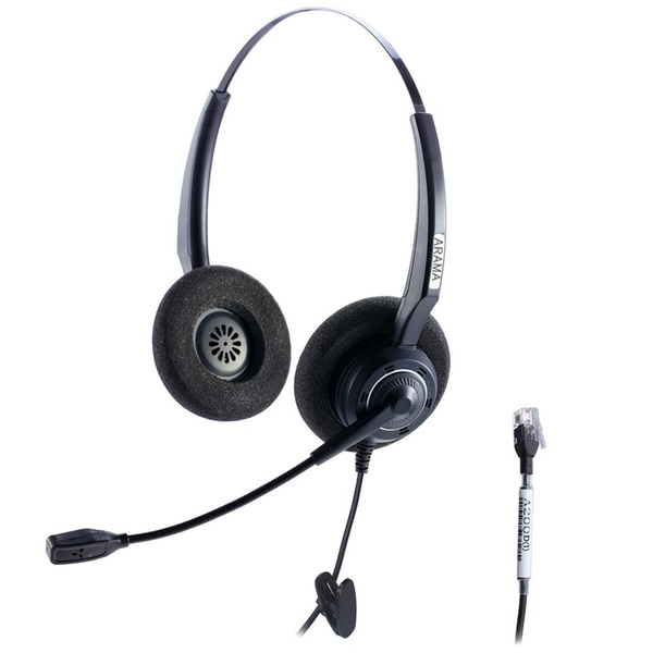 Lucent Phone Headset