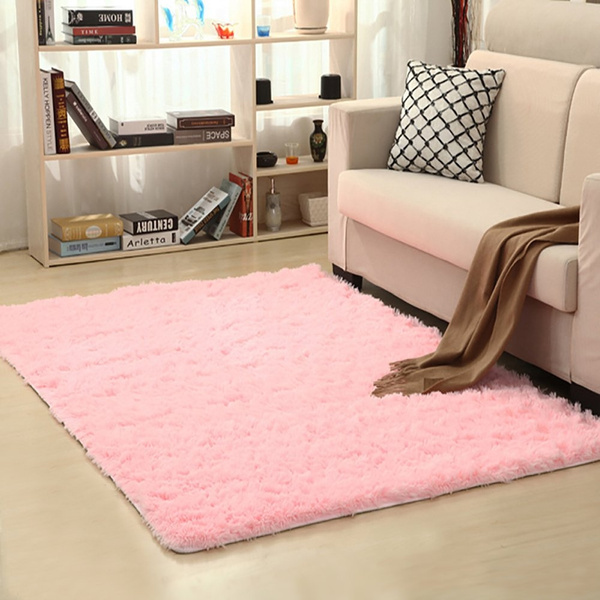 Pagisofe Soft S Room Rug Baby Nursery Decor Kids Carpet 4 X 5 3 Pink