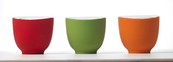 Wish | iSi Basics Flexible Silicone Prep Bowls, Set of 3, Red ...