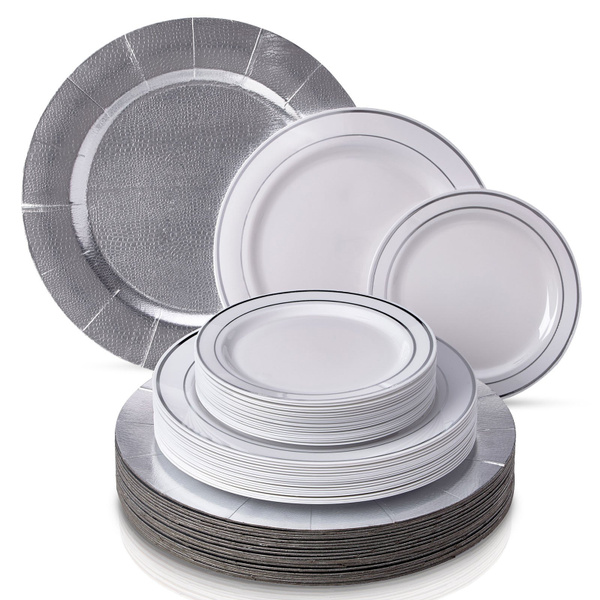 Plastic Plates Disposable