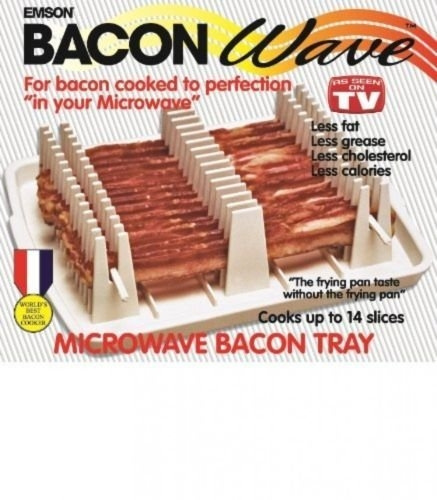 Wave Microwave Bacon Cooker